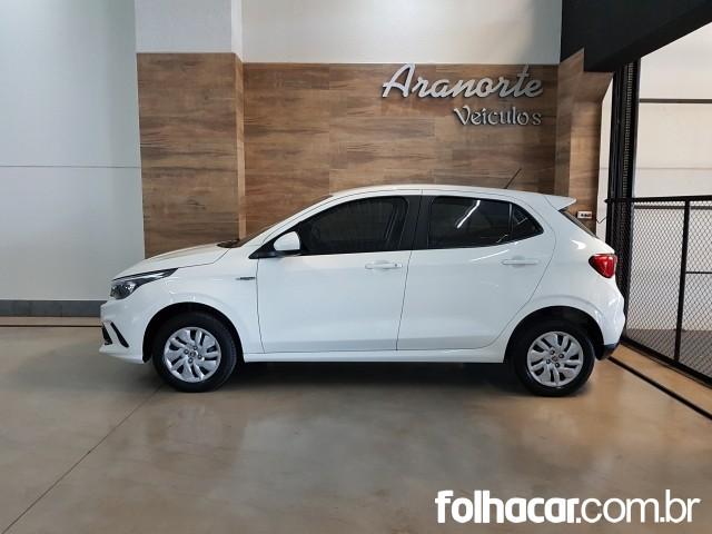 Fiat Argo 1 0 Drive - 19  20 - Aranorte Veiculos